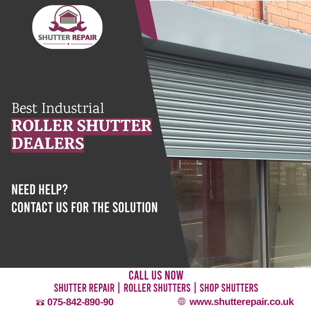 What are the topmost signs which indicate the need for professional roller shutter repair?