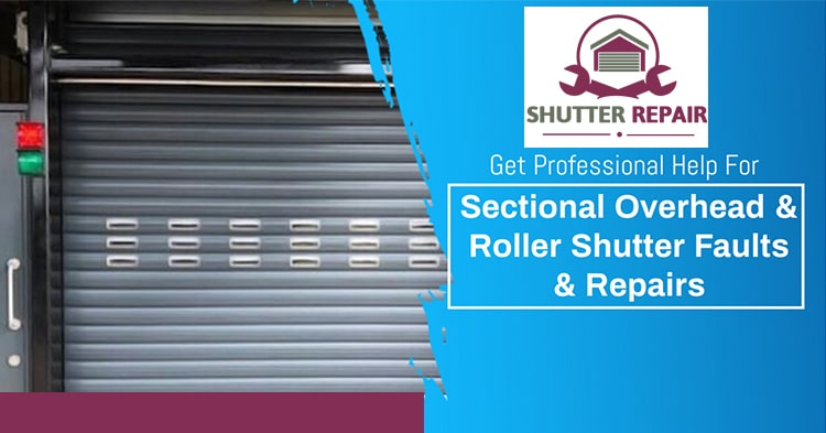 Get professional help for Sectional Overhead & Roller Shutter Faults & Repairs